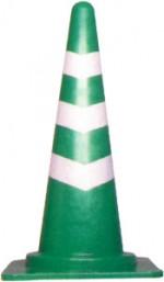 スコッチコーン 緑/白  単品(s700ag)