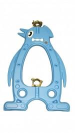 【送料無料】4台セット 単管バリケード(ペンギンパレード)【@2600】(KYPG)