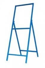 看板用鉄枠 550×1400鉄板用 青色 25角(TT3)